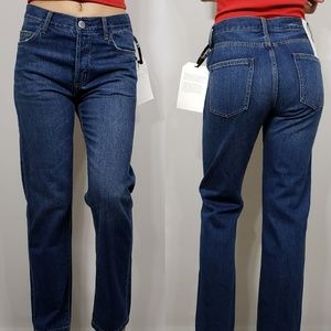 Current/Elliott Straight Jeans, Westry, NWT, 24